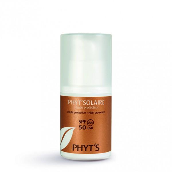 PHYT`S Слънцезащитен флуид FLUIDE PROTECTEUR SPF50