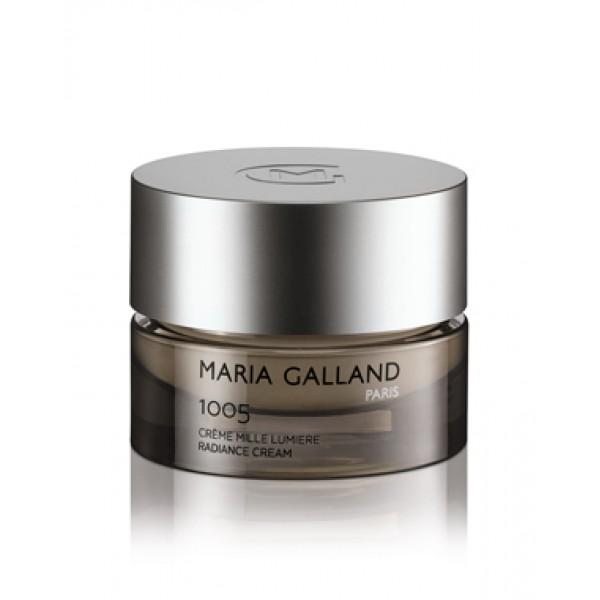 Maria Galland - MILLE CRÈME LUMIÈRE 1005 - Луксозен анти-ейдж крем за интензивна хидратация и блясък.