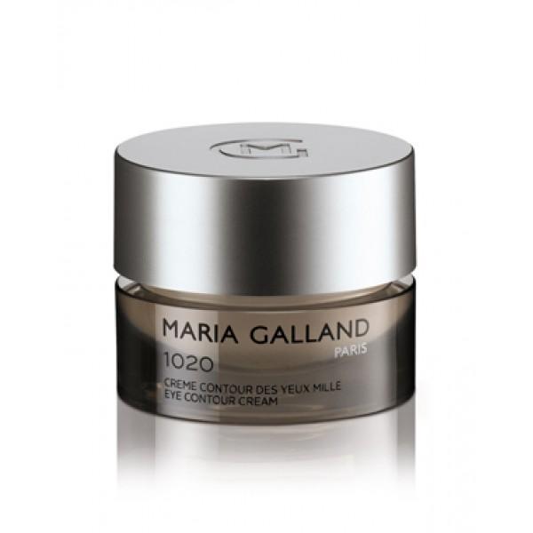 Maria Galland - MILLE CRÈME CONTOUR DES YEUX 1020 - Луксозен крем за магически лифтинг и ненадминат поглед