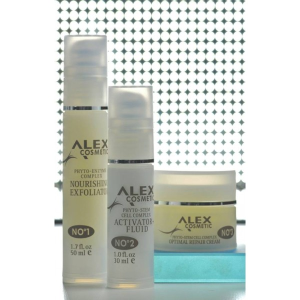 Alex cosmetic Фито - Стволови клетки – клетъчна регенерация  Phyto-stem cells trio