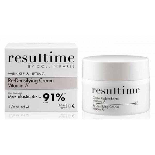 Collin Resultime Преструктуриращ енергизиращ крем с витамин А