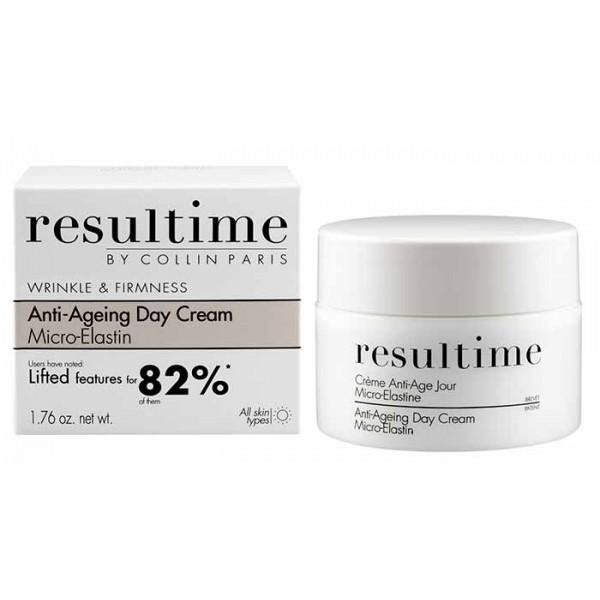 Collin Resultime Анти-ейдж дневен крем с колаген и еластин