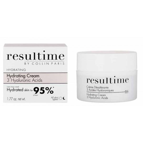 Collin Resultime Хидратиращ крем с 3 вида хиалуронови киселини