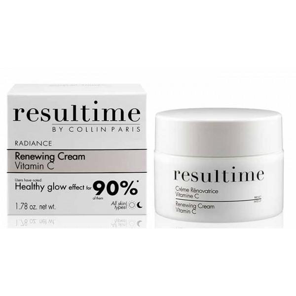 Collin Resultime Обновяващ и просветляващ крем за нормална и комбинирана кожа