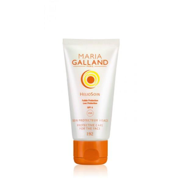 Maria Galland - Слънчева защита за лице SPF 6