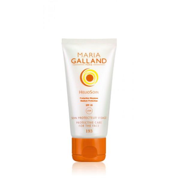 Maria Galland - Слънцезащитен крем SPF 20