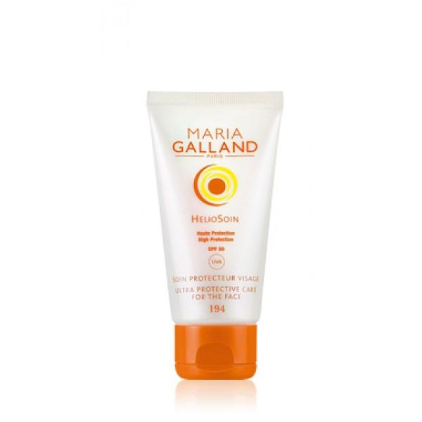 Maria Galland - Слънцезащитен крем за лице и тяло SPF 25