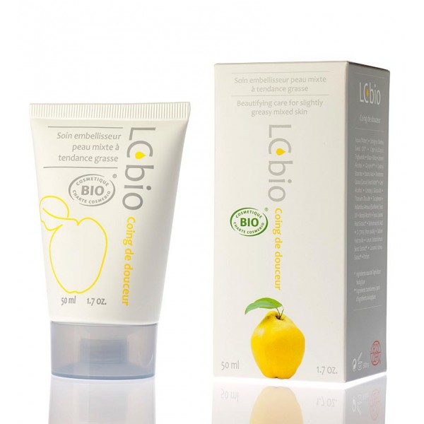 LC bio organic Матиращ крем за смесена кожа с дюла