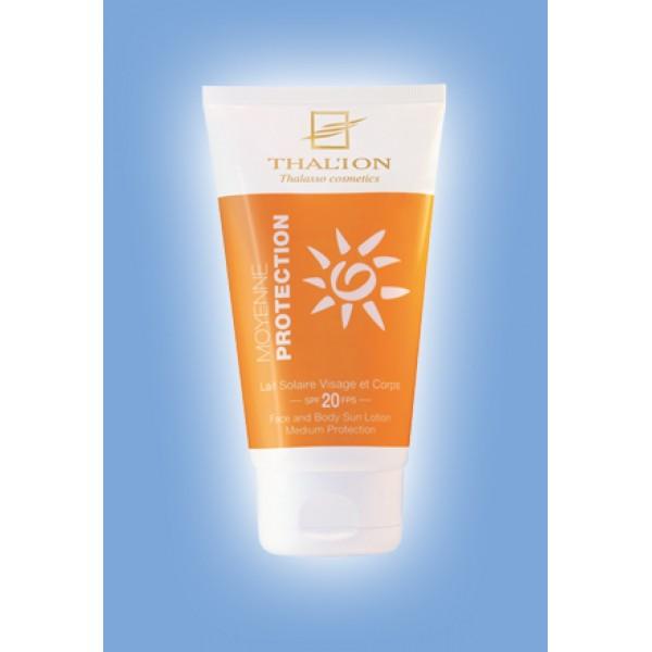 Thal'ion - Слънцезащитен лосион за лице и тяло SPF20