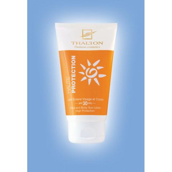 Thal'ion - Подмладяващ слънцезащитен крем за лице SPF30