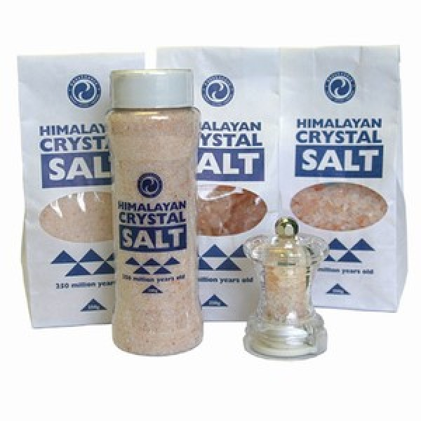 Хималайска кристална сол/AquaSource Himalayan Crystal Salt