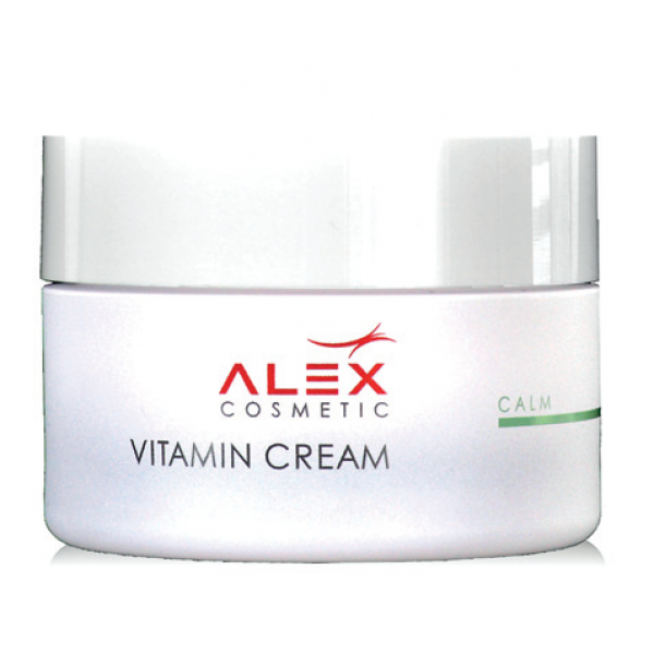 Alex Cosmetic Herbal Vitamin Cream