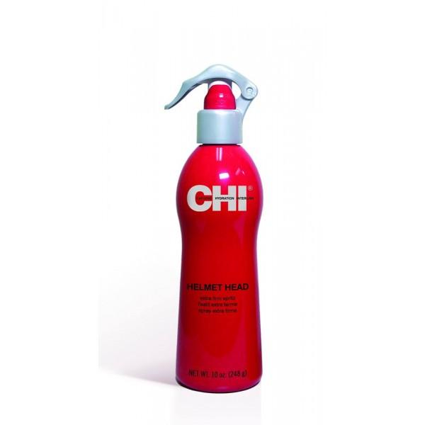 Безаерозолен Лак за Коса с Екстра Силна Фиксация CHI Helmet Head Spritz