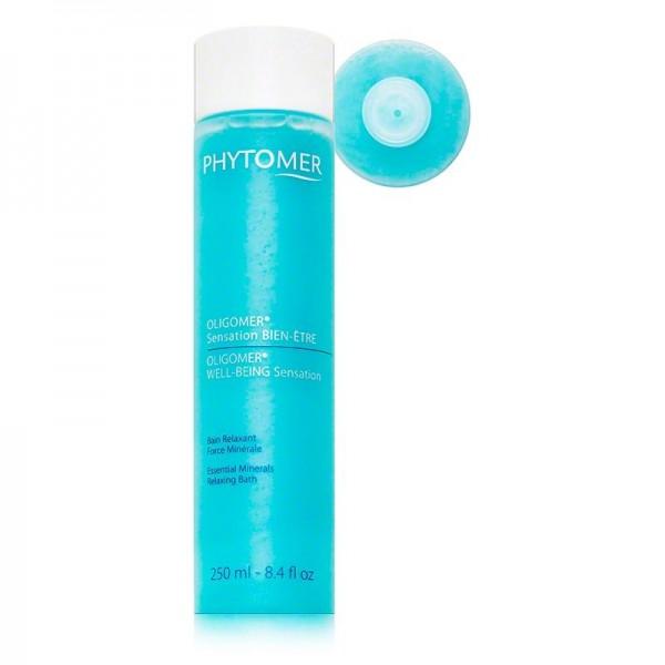 Phytomer  Пяна за вана с реминерализиращ и релаксиращ ефект PHYTOMER Oligomer Well-Being Remineralizing Relaxing Bath 250ml