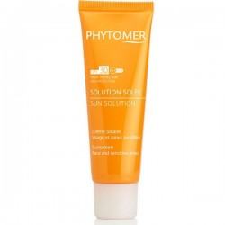 Слънцезащитен крем за лице и тяло SPF 15 Phytomer Sun Solution Sunscreen Face & Body 125ml