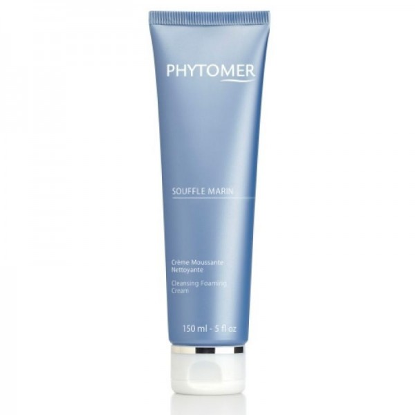 PHYTOMER Почистваща пяна за лице Phytomer Souffle Marin Cleansing Foaming Cream 150ml