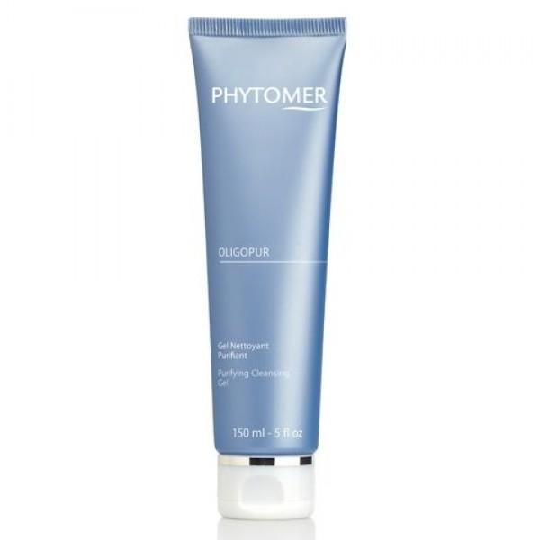 Phytomer  Дълбоко почистващ гел с морски съставки PHYTOMER Oligopur Purifying Cleansing Gel150ml