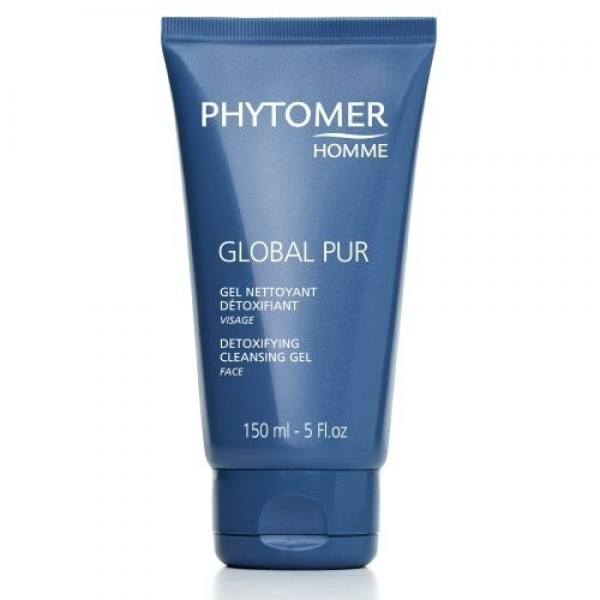 Phytomer  Оксигениращ почистващ гел за лице за мъже Phytomer Global Pur Cleansing Gel 150ml