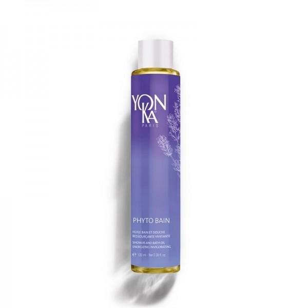 Yon ka  Фито-ароматен комплекс за душ и вана за тяло Yon-ka Aroma Fusion Detox Phyto Bain 100ml