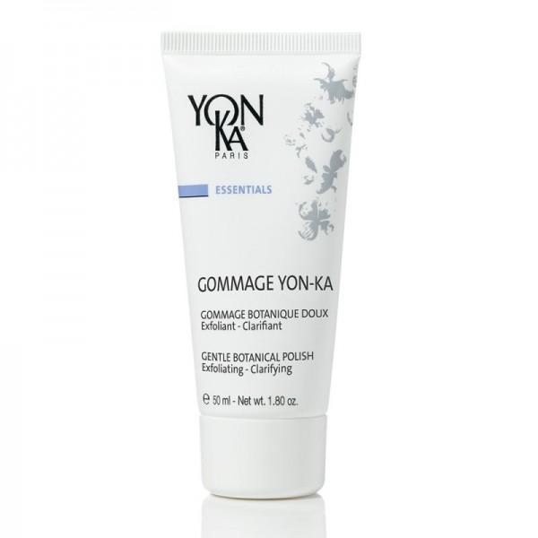 Yon - Ka Ексфолиант за почистване на суха и чувствителна кожа Yon-Ka Gommage 50ml